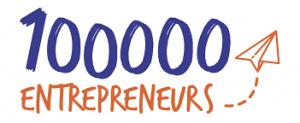 logo 100 000 entrepreneurs